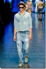 D&G Menswear Spring Summer 2012 Collection Photo 11