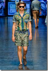D&G Menswear Spring Summer 2012 Collection Photo 26