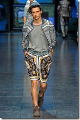 D&G Menswear Spring Summer 2012 Collection Photo 3