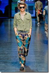 D&G Menswear Spring Summer 2012 Collection Photo 30