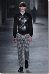 Alexander McQueen Menswear Spring Summer 2012 Collection Photo 4