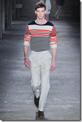 Alexander McQueen Menswear Spring Summer 2012 Collection Photo 8