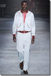 Alexander McQueen Menswear Spring Summer 2012 Collection Photo 11