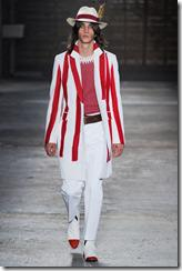 Alexander McQueen Menswear Spring Summer 2012 Collection Photo 33
