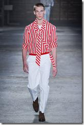Alexander McQueen Menswear Spring Summer 2012 Collection Photo 10