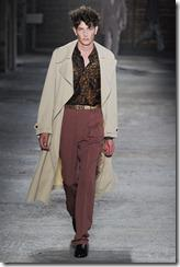 Alexander McQueen Menswear Spring Summer 2012 Collection Photo 20