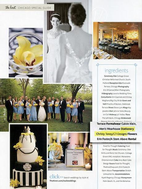 CT-Designs Featured in The Knot Magazine!
