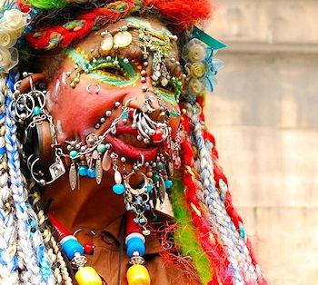 12 Most Extreme Body Piercings