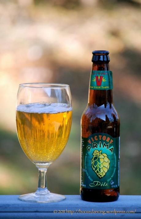 Beer Review – Victory Prima Pils