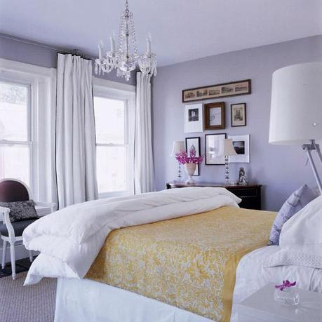 Liveable rooms full of attainable glamor...