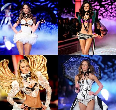 CAMEOSThe Victorias Secret Fashion Show: Decked Out in Crystals