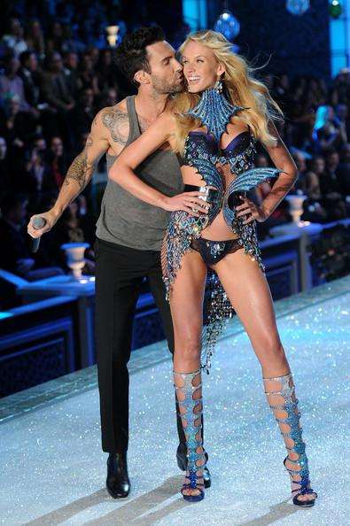 anne and adam part 2The Victorias Secret Fashion Show: Decked Out in Crystals