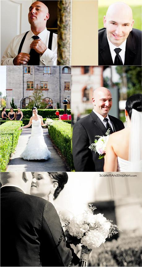 Lian & Rick are married! // St. Augustine Photographer