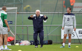 Trapattoni Extends Republic of Ireland Contract