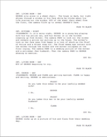 writing movie scripts