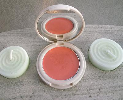 Topshop Head Over Heels Cream Blush and FOTD