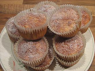 St Clements Muffins