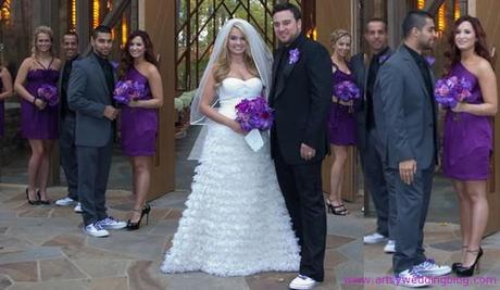 Disney Star Tiffany Thornton Gets Married