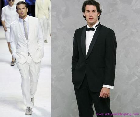 Christmas wedding dress ideas For bridegrooms they can have the best look