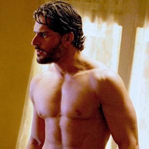 Joe Manganiello as True Blood's Alcide Herveaux