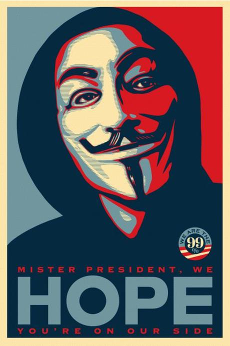 "#OWS for Vendetta: Viewing Occupy Wall Street through ""V for Vendetta"""
