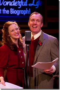 Review: It's a Wonderful Life (American Blues Theater)