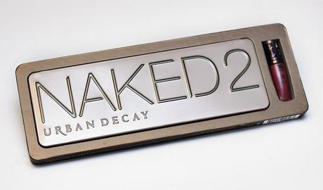 Lipglossiping on Urban Decay's Naked2 Palette – Must You Get NAKED Twice?