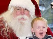 Christmas Countdown Begins, Children Searching Santa