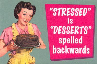 Use stress as a positive energizer – Just Do It!