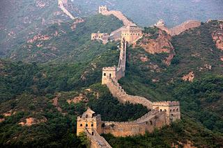 P90X & THE GREAT WALL OF CHINA