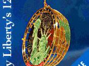Statue Liberty 2011 Christmas Ornament