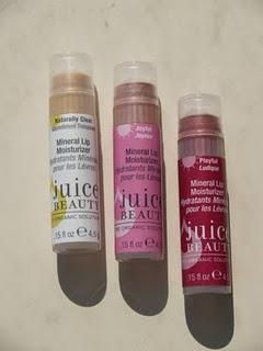 Juice Beauty - Mineral Lip Moisturizer Trio