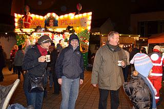 Our Town's Christmas Market