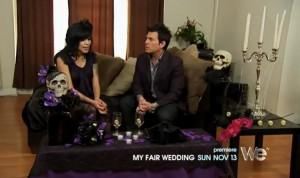 "Become a Top Wedding Planner – Tips for Planning a Goth Wedding from ""My Fair Wedding"""