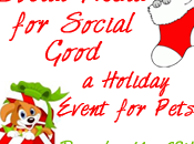 Holiday Blogger Event Help Animal Charity