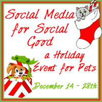 Holiday Blogger Event to Help an Animal Charity
