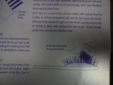Divo Paddle Brush and Hair Brush Cleaner - Review