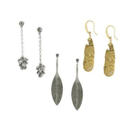 1928 sparkling earrings