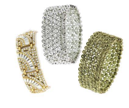 art deco bracelets