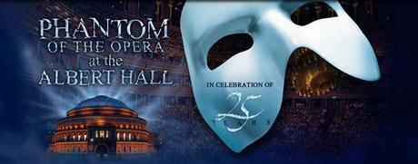 Review: Phantom of the Opera 25th Anniversary Performance