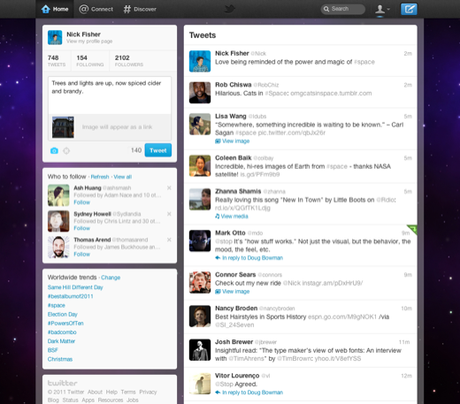 Twitter Launches a New Version. Get it now!