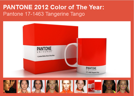 Pantone Color Of The Year 2012 pantone color of the year 2012: tangerine tango - paperblog