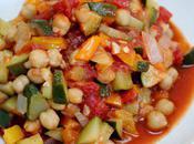 Food: Mediterranean Chickpea Stew.