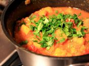 Butternut Squash Chickpea Curry