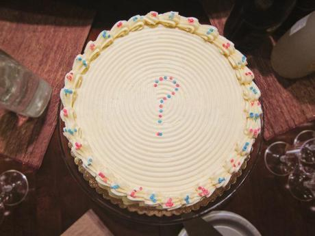 the gender reveal (!!!).