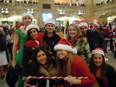 what is santacon?