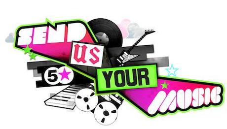 Channel 5 Send Us Your Music Logo