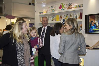 A day in the big smoke: The Baby Show