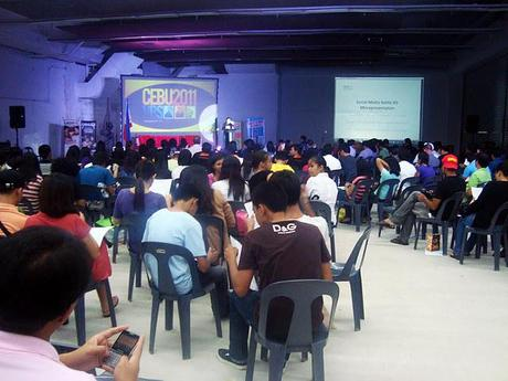 Visayas Blogging Summit 2011 : The Largest Blogging Gathering in the Visayas