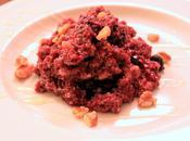 Breakfast Dinner: Warm Berry Quinoa